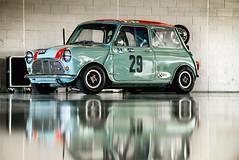 Richard Parsons - 1965 Morris Mini Cooper S at the 2016 Silverstone Classic Media Day (Photo 1) (Dave Adams Automotive Images) Tags: mini silverstone morris coopers 1965 daveadams mediaday silverstoneclassic richardparsons daai 1965morrisminicoopers wwwdaaicouk davedaaicouk 20160427