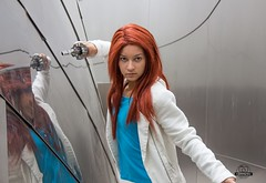 Colleen Wing Cosplay (Trinity All-Stars) Tags: colleenwingcosplay wolleenwing colleen wing cosplay daughtersofthedragon daughers dragon heroesforhire heroes hire fearlessdefenders defenders fearless trinityallstars