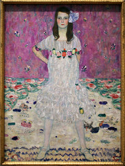 Gustav Klimt - Mada Primavesi 1912 (ahisgett) Tags: new york art museum met metropolitian