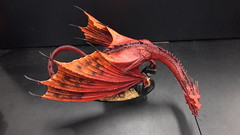 Smaug. (silver.draco) Tags: smaug hobbit warhammer gamesworkshop