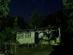 Mirando al cielo (sierra.oe87) Tags: longexposure blue light sky luz beautiful azul night stars star noche cielo estrellas estrella largaexposicin
