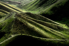 Hill slopes  (MelindaChan ^..^) Tags: china green nature hill canyon mel  melinda curve range slope xingjiang  kuoksu chanmelmel  melindachan kalajun kuoksugrandcanyon