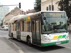 DSCN1841 Ljubljanski potniki promet, Ljubljana 102 LJ-LPP102 (Skillsbus) Tags: buses slovenia coaches irisbus lpp citelis internationalflickrawards