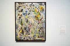 Jackson Pollock (jpellgen) Tags: summer usa art june museum america painting nikon midwest nebraska paint downtown sigma ne galaxy omaha artdeco pollock joslyn jacksonpollock 2016 1770mm joslynartmuseum d7000 sarahjoslyn