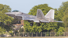 USAF Lockheed Martin F22A Raptor 05-4084-2 (benji1867) Tags: canon airplane death is acc fighter force with martin aviation air jet royal ty raptor l combat lockheed usaf command raf squadron tyndall 95th finesse sqn lakenheath 100400 boneheads avgeek f22a usafe 7d2 avporn 054084 deathwithfinesse