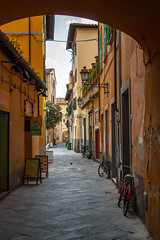 Street in Pisa, Italy. (hippoking) Tags: chui daniel europe italy photography pisa street travel