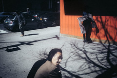 IMG_6344 (dirtyharrry) Tags: nyc newyork color colour 35mm canon manhattan candid smoke dirty pinhole uptown dirtyharry dirtyharrry kydonakis