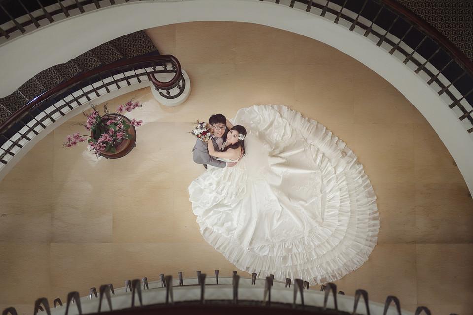 婚禮攝影-台南台南商務會館戶外婚禮-0034