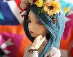 New arrival (Sheenny) Tags: fairyland sia bjd msd minifee leekeworld royalcadetblue