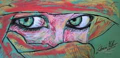 WP_20160708_18_12_56_Pro (teo1956) Tags: green eyes greeneyes occhi verdi faccia viso portrait woman femme ragazza girl beautifull art arte ink inchiostro chacoral pasrelli pastelli fabrisi matteo fabrisimatteo pittore biellese contemporaneo