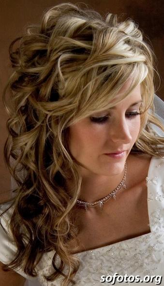 Penteados para noiva 140