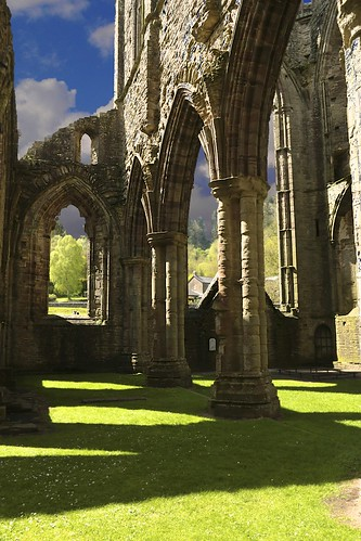 Tintern Abbey 1