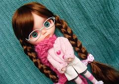 Vera's new wig
