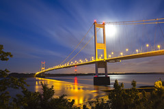 Severn Bridge (Tim Burgess : Perfexeon) Tags: wales severn