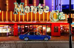 Ford Granada V8 (StephenHall) Tags: road lighting uk urban colour london ford car sport photography hall glamour nikon photographer steve sunday performance lifestyle automotive stephen international granada bmw penthouse times m