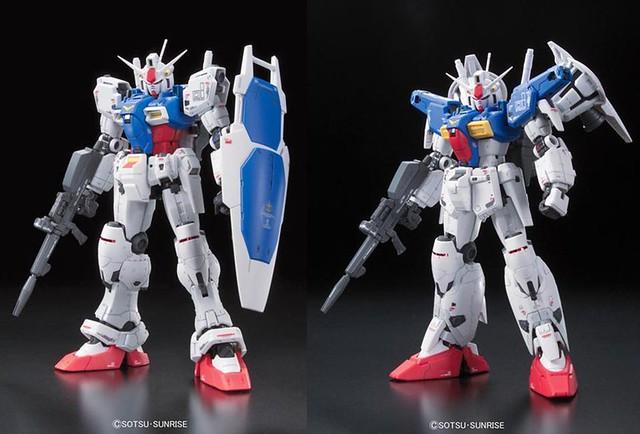 RX-78再進化!RX-78 GP01與宇宙型態即將發售!