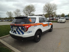 Halton Regional EMS 2013 Ford Police interceptor utility (car show buff1) Tags: ford expedition car explorer tahoe police medical chevy dodge emergency paramedic taurus ems regional charger pursuit services caprice ambulances demers ppv halton