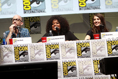 Jim Rash, Yvette Nicole Brown & Alison Brie (Gage Skidmore) Tags: california brown dan nicole community san comic ken diego jim center international convention danny jacobs gillian yvette brie alison con rash harmon mckenna chri jeong pudi 2013