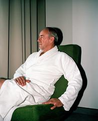 My father-in-law (Wrza (http://blog.maciejwrzalik.com/)) Tags: portrait mamiya 7 imacon precission