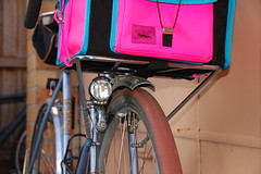 Rawland rSogn (ah_blake) Tags: pink blue shadow toby clock colin speed cat xt stem time watch 9 11 captain swift ritchey xl gilles haulin compact industries logic shimano atac campagnolo ozette crankset rawland berthod shimergo rsogn