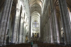 Amiens (Francia). Catedral de Notre-Dame (rabiespierre) Tags: geotagged catedral francia amiens somme gtico picarda arquitecturagtica geo:lat=49894661 geo:lon=2301997