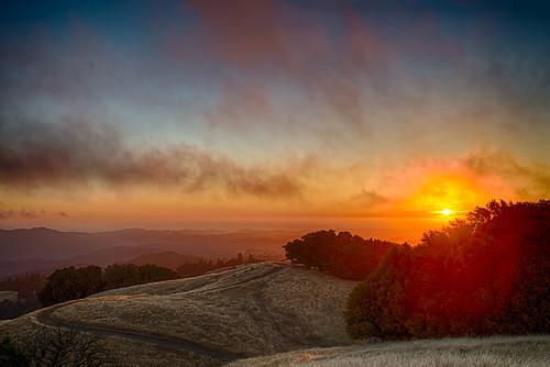 Skyline Sundown
