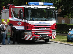 West Sussex Fire and Rescue Service (Danny's Emergency) Tags: uk west truck fire sussex engine police surrey ambulance east lifeboat emergency horsham 999 crawley reigate