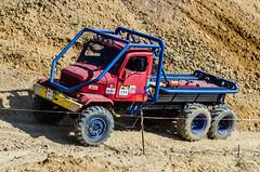 Truck trial Kuntt 2013 (The Adventurous Eye) Tags: truck praga trial v3s 2013 trucktrial kuntt