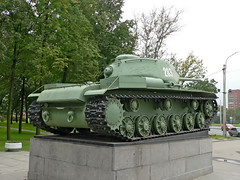 "KV-85 (obekt 239)  (4) • <a style=""font-size:0.8em;"" href=""http://www.flickr.com/photos/81723459@N04/9628086052/"" target=""_blank"">View on Flickr</a>"