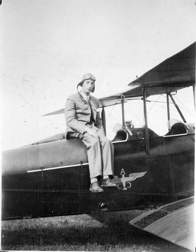 AL009B_249 de Havilland Moth