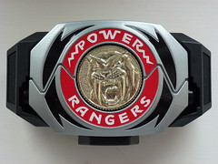 Power Morpher (Dragon Chan2009) Tags: coin power dino super mighty rangers morpher sentai buckler morphin kyoryu zyuranger