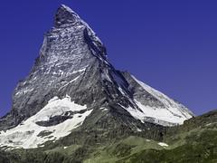 Matterhorn (Matthew Margot) Tags: travel mountain mountains landscape switzerland olympus mat zermatt matterhorn cervin fav10 fav25 olympusomdem5 omdem5