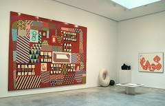 Barry McGee at Cheim & Read 2 (neppanen) Tags: usa newyork art america chelsea gallery manhattan exhibition read barrymcgee galleria cheimread taide näyttely kuvataide discounterintelligence cheim sampen cheimandread
