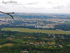 Mysore View (Sugan Raj) Tags: india green ariel photography nikon view hills shutters sugan mysore chamundi clickster p510