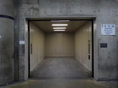 Elevator 11 Interior (DieselDucy) Tags: sanantonio texas lift elevator center convention dover elevador lyfta freightelevator henrybgonzalez doverelevator lyftu