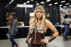 Valkyrie (_Codename_) Tags: edmonton expo cosplay alberta vikings viking comicon valkyrie norse 2013 comicentertainment