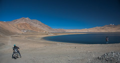 Tso moriri in changthang, J&K (Color Odyssey) Tags: blue lake mountains landscape tso himalayas ladakh moriri