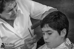 En la Peluqueria (jose alberto_sg) Tags: nikon valladolid nio pelo peluqueria villanueva peine peluquera tijera josealberto d7000