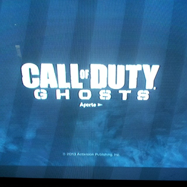 É o que ta teno  CALL OF DUTY GHOSTS #PlayStation #play3 #game #gamemaniac #shot #headshot #letsplay