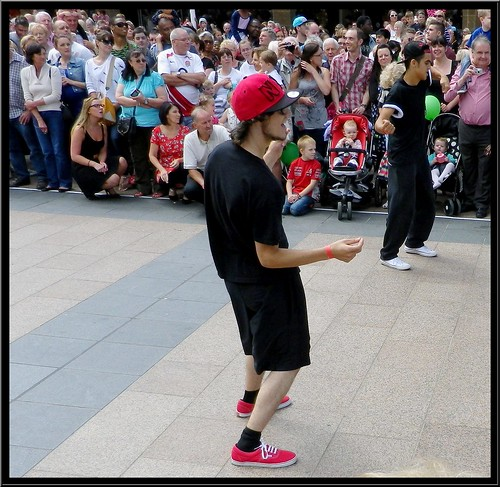Street Dancers Coventry.