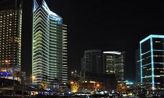Zaytunay Bay, Beirut (abdallahh) Tags: sea lebanon mer night marina bay beirut nuit beyrouth liban baie     zaytunay