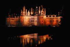 Chambord (sybarite48) Tags: castle night noche nacht castelo noite chambord et premier nuit castello kale  renaissance notte castillo ch burg noc kasteel gece   zamek       franloir cherfrancechambordchteaucastlenuitnightrenaissancefranois premierloir cherfrancechteaufranois