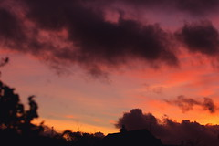 08-12-13 Sunset (James Lennie) Tags: vision:sunset=0887 vision:sky=099 vision:outdoor=084 vision:clouds=0984