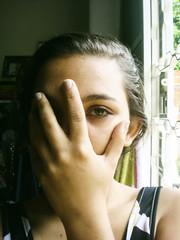 stare (I.souza) Tags: selfie sonydscw90