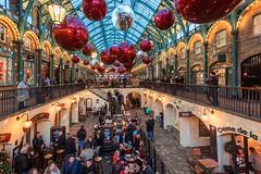 Covent Gardens Christmas (Nomadic Vision Photography) Tags: christmas england london market unitedkingdom westend coventgardens jonreid londonchristmas tinareid nomadicvisioncom