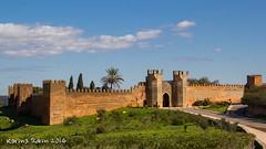 majestic Chellah (karina robin travel photography) Tags: robin morocco maroc marokko karina rabat necropole chellah
