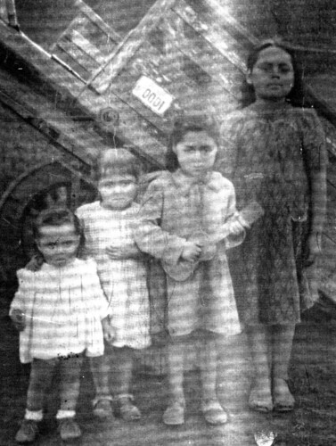 Chevas Daines Sisters Chile June 1951