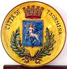 Lo stemma di Taormina (Luigi Strano) Tags: italy europa europe italia sicily taormina sicilia stemma sicile sizilien италия европа сицилия таормина mindigtopponalwaysontop