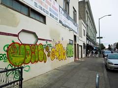 (gordon gekkoh) Tags: people graffiti oakland jon gimik voila