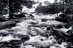 Grand Teton (Haiping Tang) Tags: bw landscape waterfall grandtetonnationalpark haipingtang